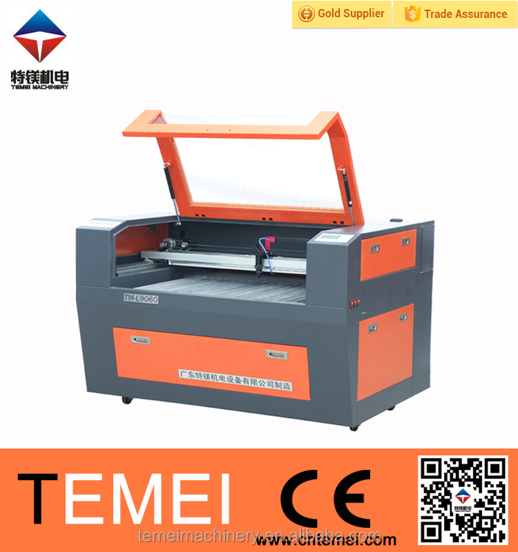 digital flatbed cutter co2 embroidery applique laser cutting machine