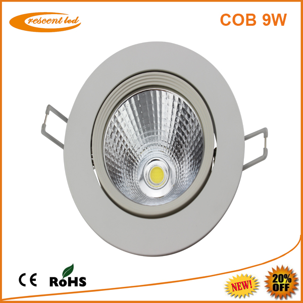 led lighting germany 9w cob led <strong>downlight</strong> --china
