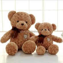 Wholesale CE animal teddy bear plush soft stuffed toy for baby