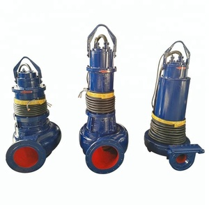 Water supply pump electric submersible sewage pump