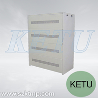 metal storage battery container