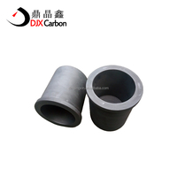 Chemical Stability Artificial Graphite Crucible for Jewelry Machine