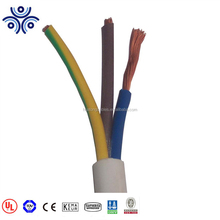 LV pvc flexible power cable multicore flexible power cables