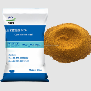 High Quality Corn Gluten Meal 60% Poultry Feed