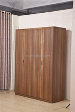 2015 wood furniture bed room furniture four doors wardrobe