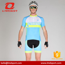 LAMBDA sublimation cycling jersey sets for bicycle team manufacturer