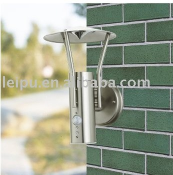 outdoor wall lamp with sensor