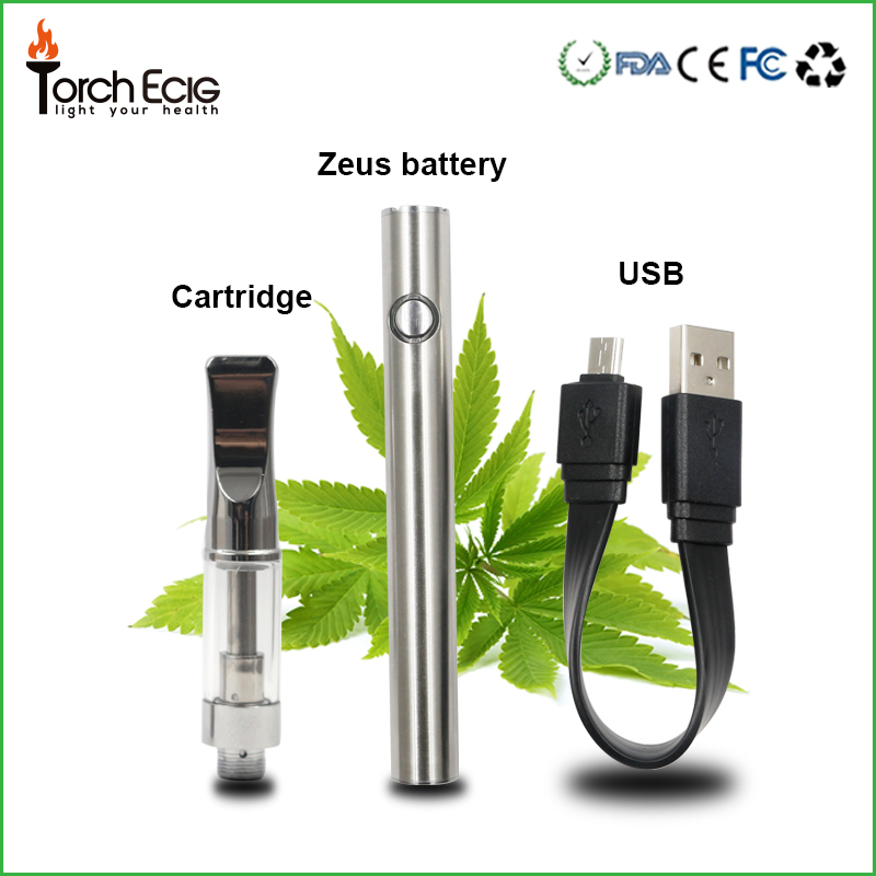 2017 Top Sale Hemp Oil Glass Vaporizer O Pen Vape Kit Vape Battery 510 Custom Logo
