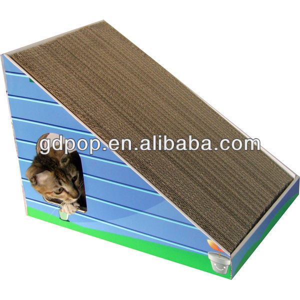 Cardboard Outdoor Pet Toy Cat Tunnel