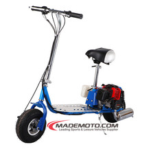 Hot Selling Gas Powered Engine 2 Stroke 43CC Gas Scooter