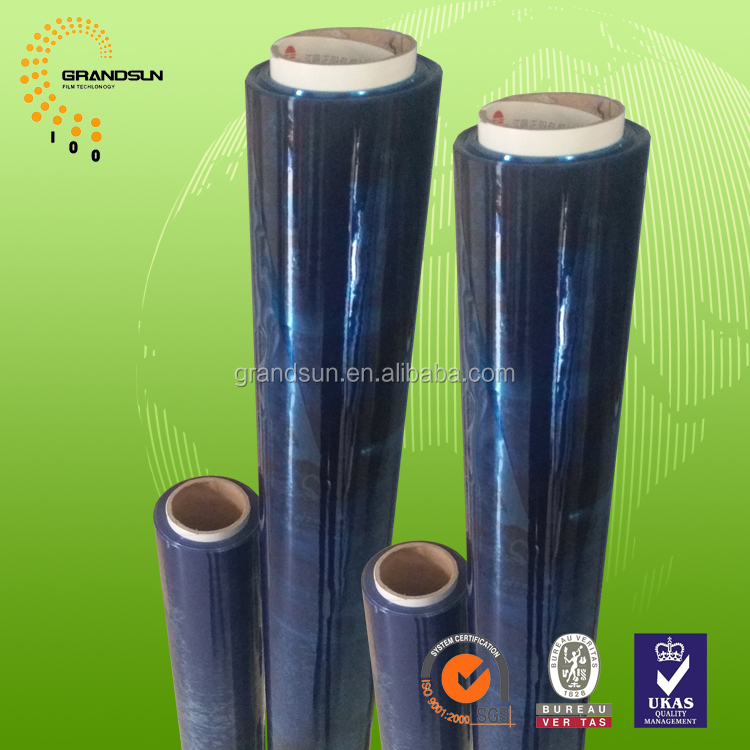 Blue Light PVC Plastic Film For Protection Film