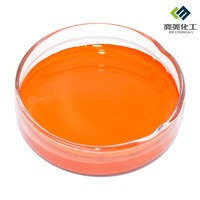Exterior wall paint Pigment paste orange EM-206