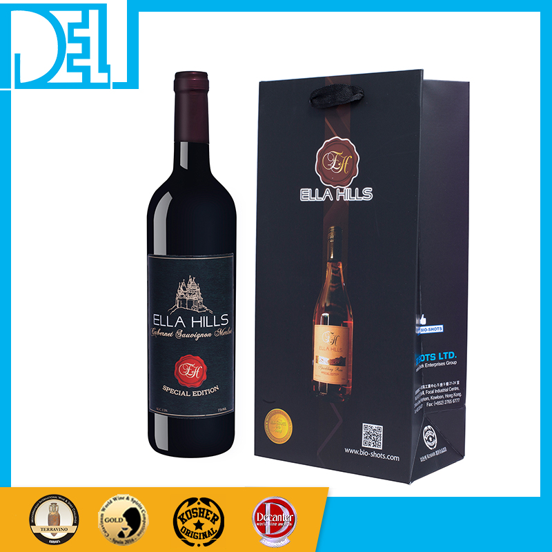 Manufacturer Supplier medium sweet wine red table wine