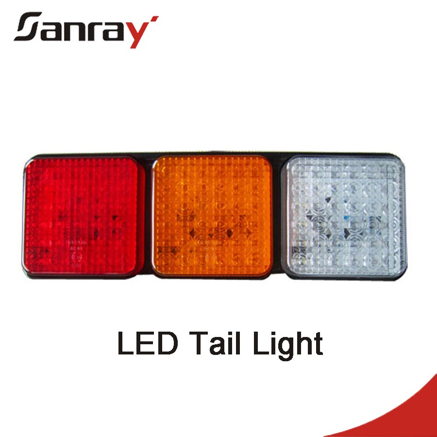 <strong>LED</strong> Rear Light Truck Tail Light Truck Trailer Rear Lights <strong>LED</strong>