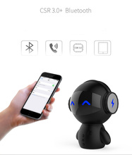 Best Selling Products Portable Robot Speaker Gadgets Subwoofer