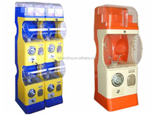 Double-Deck Toy / Capsule / bounce ball vending Machine