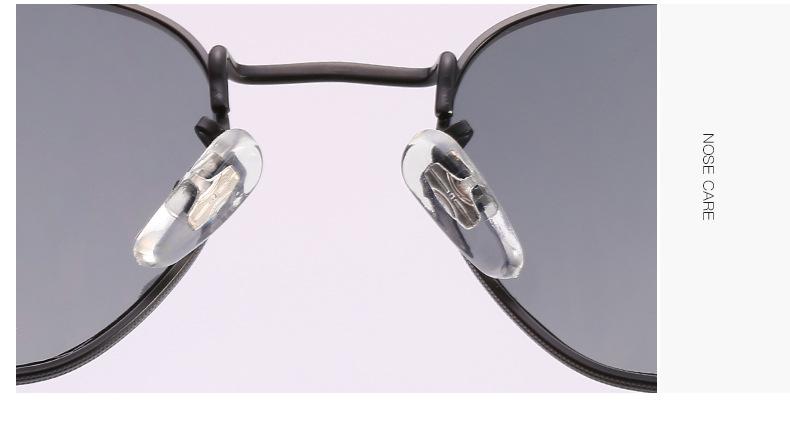 HTB171JkgTnI8KJjSszbq6z4KFXa9 - Sweet CITRUS Hexagonal Aviation Coating Mirror Flat Lens Sunglasses Men Brand Designer Vintage Pink Driving Sun Glasses Women