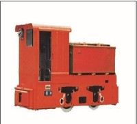 5T anti-explosion battery locomotive for underground mine,China manufacture locomotive
