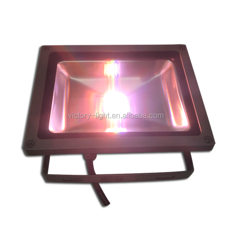30W LED Flood light RGBW Outdoor Landscape 85-265V