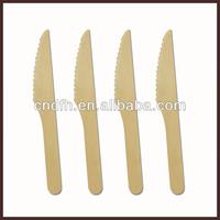 natural wooden fork/knives/spoon
