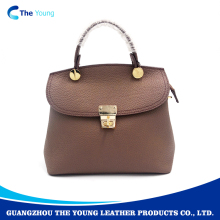 Women bag popular trend 2017 good genuine leather fashion handbag