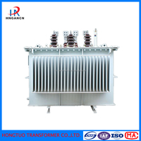 Hot selling SBH15-M series high quality Amorphous alloy oil type distribution transformer