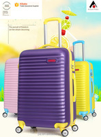 High Quality Fashion Design ABS Spinner Trolley Luggage with cheap price