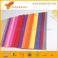 China wholesale craft nonwoven fabric hard felt color felt