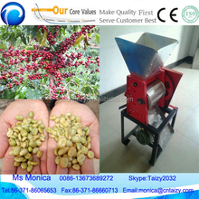 Light weight coffee bean pulping machine/coffee bean separator machine
