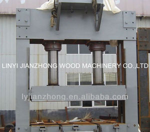 hot sale cold press machine/plywood pre-press machine /plywoodproduction machine