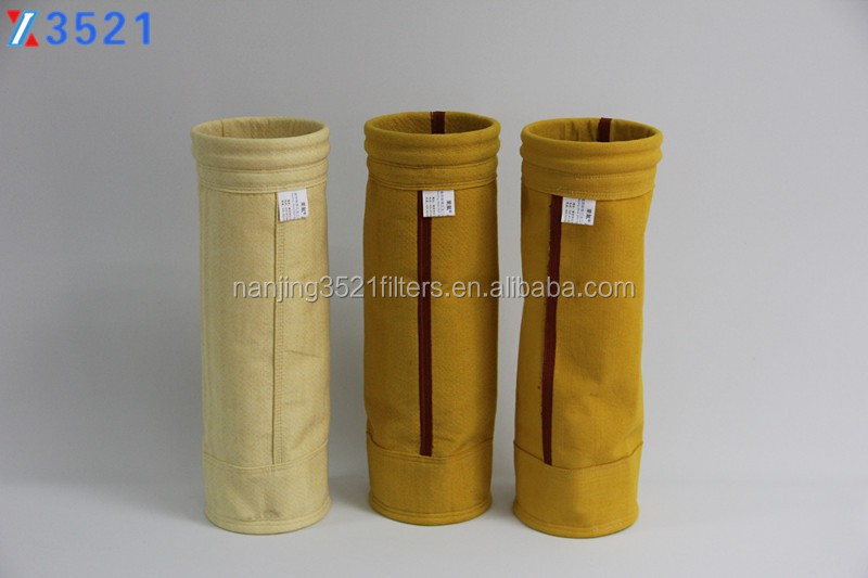Dust collector Polyimide Filter bags
