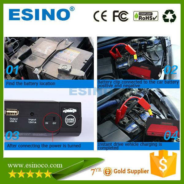 best 12000mah auto starting jump starter for diesel and gasoline vehicles buy 12000mah auto. Black Bedroom Furniture Sets. Home Design Ideas
