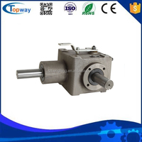 grain auger machine screw conveyor gearbox with clutch mechanic