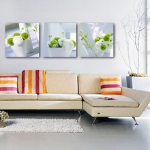 The art of abstract beautiful scenery wall decoration painting
