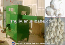 garlic cutting machine/fresh garlic root cutting machine for sale (0086-15838061570)