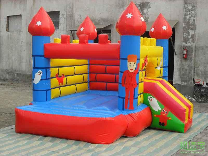 Hola inflatable bouncer/bouncy castle/mini bouncer