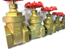 Factory manufacturing stem forged brass gate valves made in china