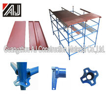 Compelete set concrete slab roof formwork scaffolding system