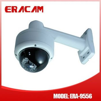 Vandalproof IR Dome Camera with bracket ERA-9556