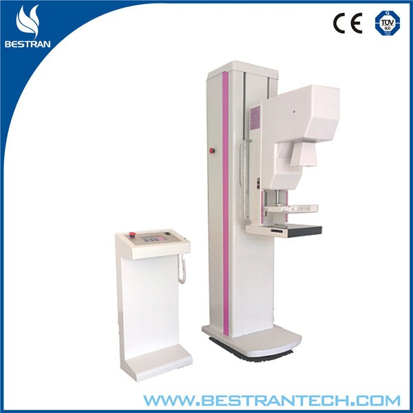 China BT-MA9800B AEC system lump on right breast, images of mammograms compression