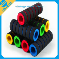 Custom sports fitness mountain bike EVA foam tube | NBR closed cell foam handle grips