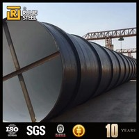 ssaw spiral steel pipe , underground water pipe materials , tube oil and gas line pipe