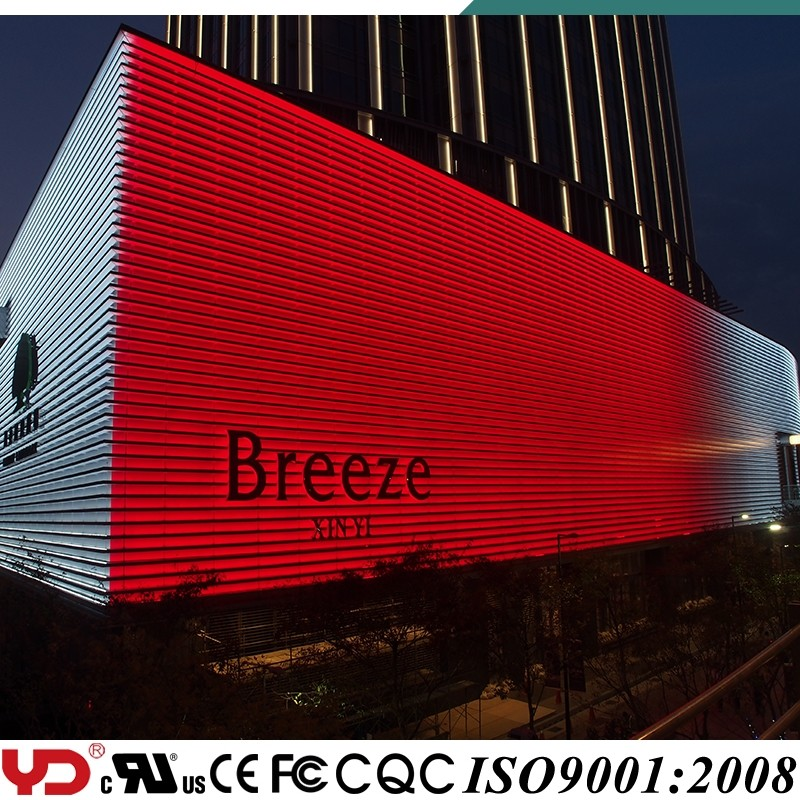 IP68 professional led outdoor billboard CE FCC UL