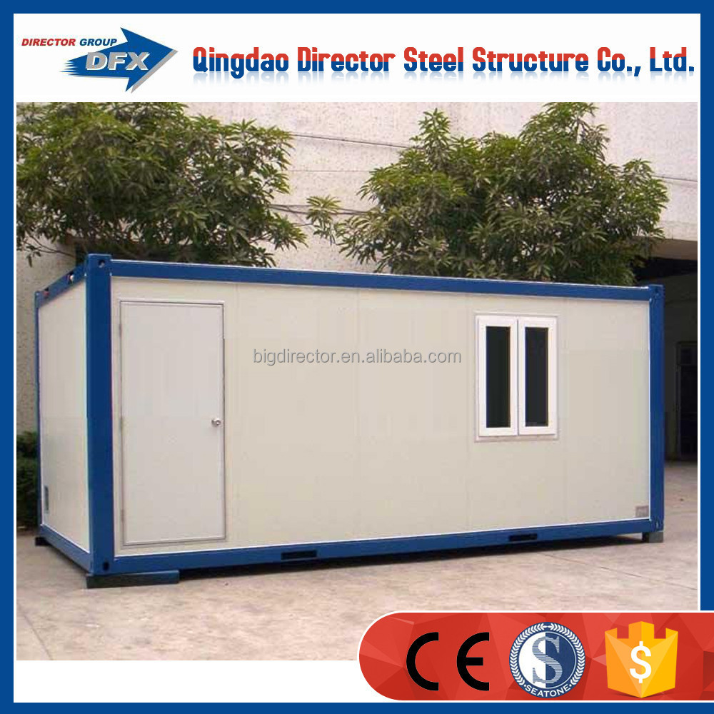 China shipping container office design