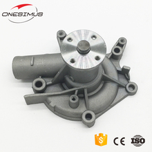 4G63 / P03 MD972051 entrifugal gasoline water pump , water pump spare parts