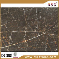 China marron emperador dark marble