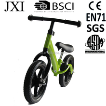colorful kids balance bike / toddler's bicycle EN71/BSCI factory