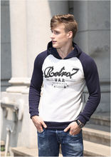 Sweatshirts Hoodies Men Cotton and Fiber Hoodies Printed <strong>logo</strong>
