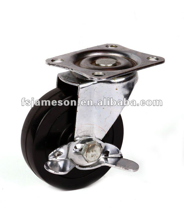 "3"" pp casters"