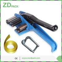 Woven Bailing Press Strapping Tensioner Strapping Tool